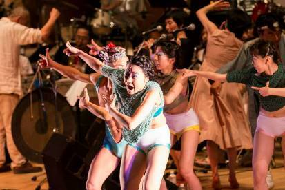 イベント,ダンス